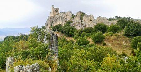 Castillo de Portilla en Álava
