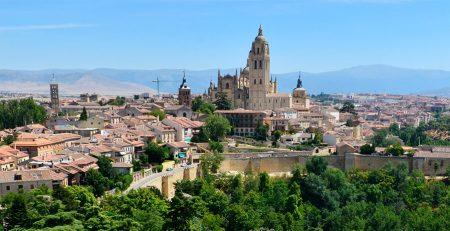 Catedral de Segovia Salamanca