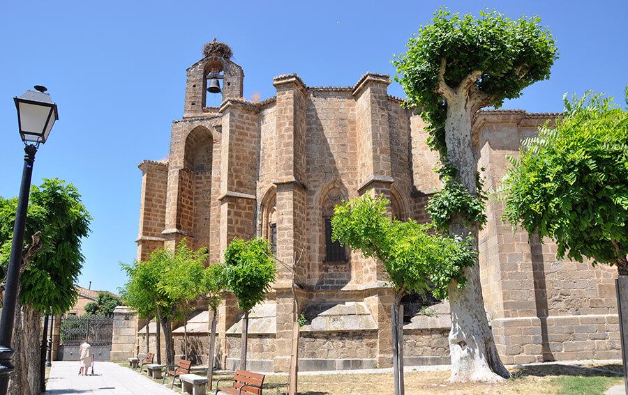 El Barco de Ávila iglesia Mayor de la Asunción de Nuestra Señora