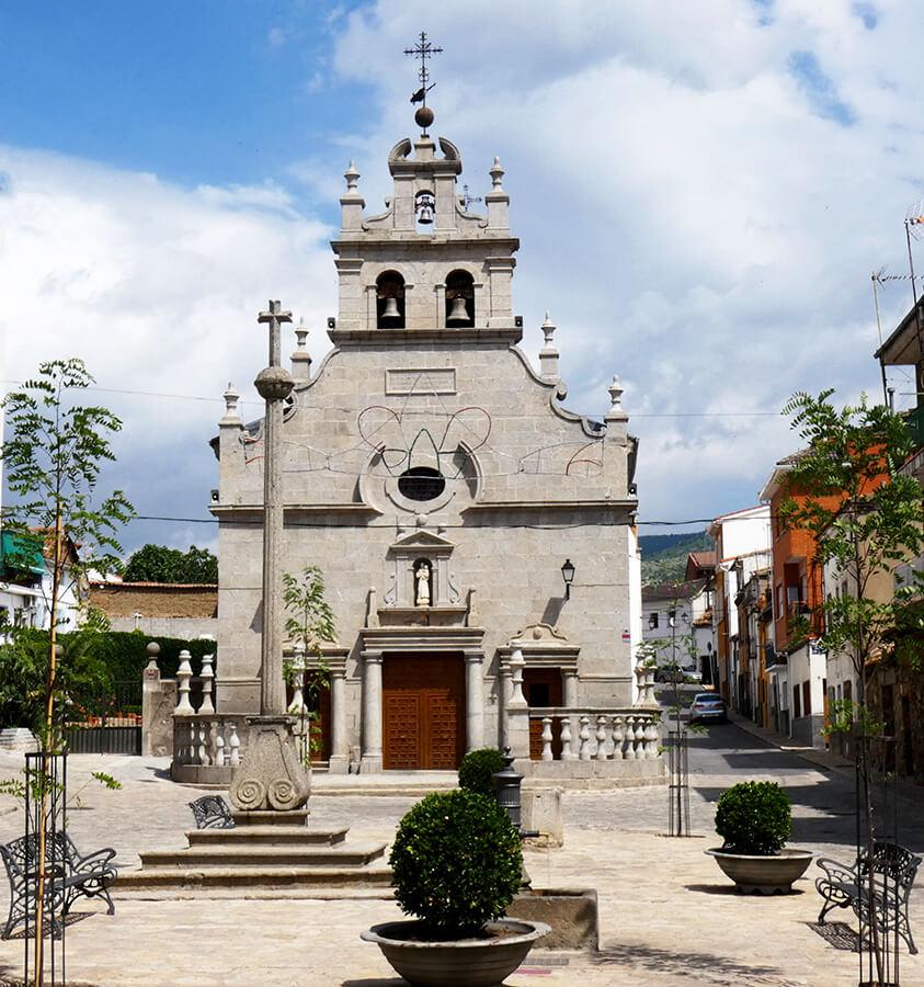 Ermita de San Antonio en El Tiemblo en Ávila