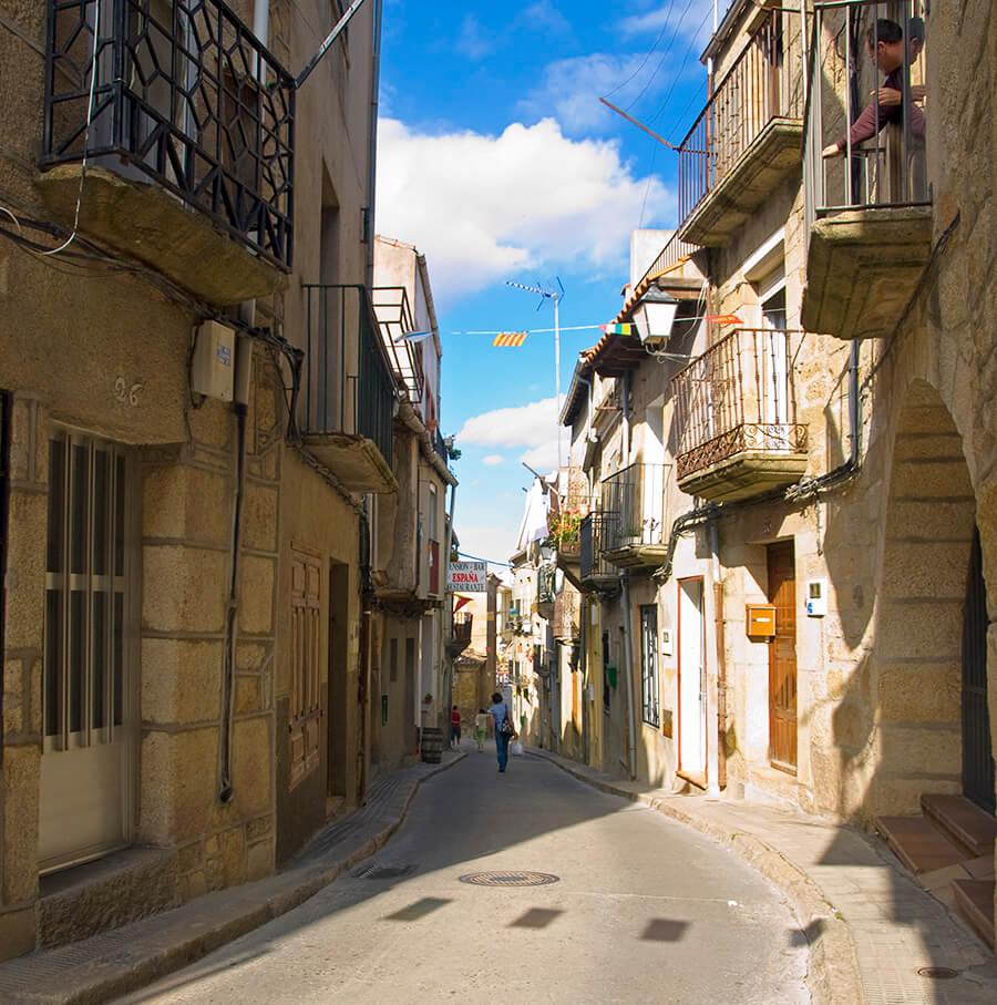 que ver Fermoselle calles casco antiguo