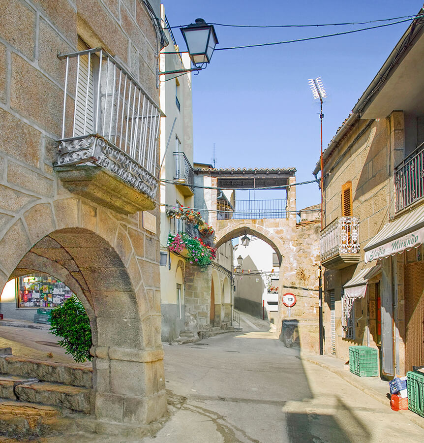 qué ver en Fermoselle puerta del arco muralla medieval