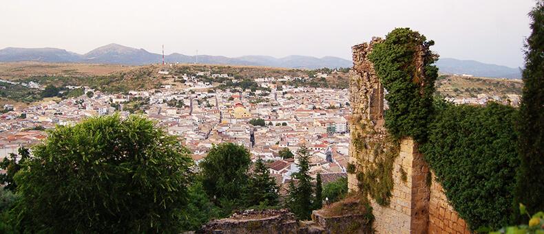 Fortaleza de La Mota Jaén