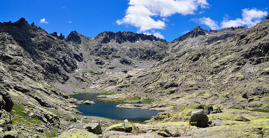 Laguna Grande de Gredos Ávila ruta