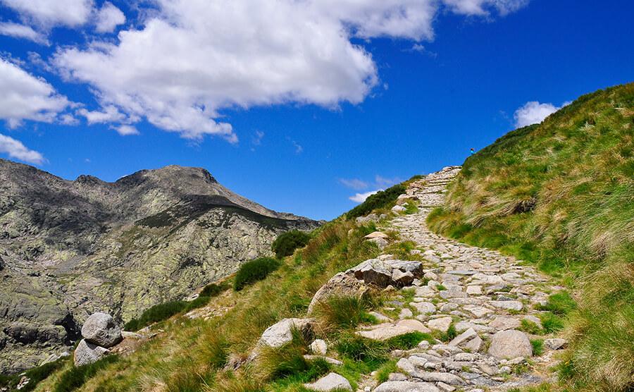 ruta a la Laguna Grande de Gredos en Ávila