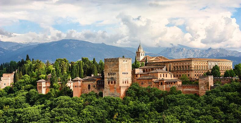 mirador de San Nicolás en Granada
