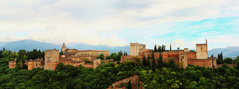 mirador de San Nicolás Albaicín Granada