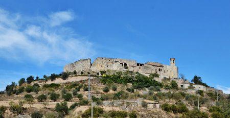 Montafalcó Murallat en Lleida