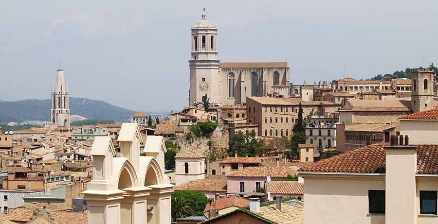 Murallas de Girona romana