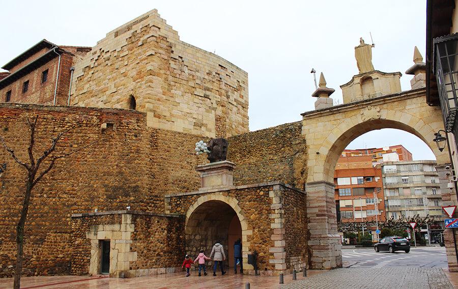murallas de León que ver