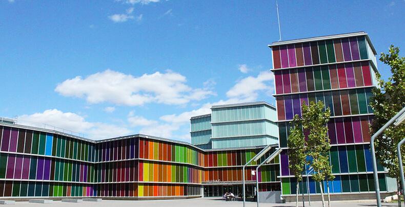 MUSAC Museo de Arte Contemporáneo de León