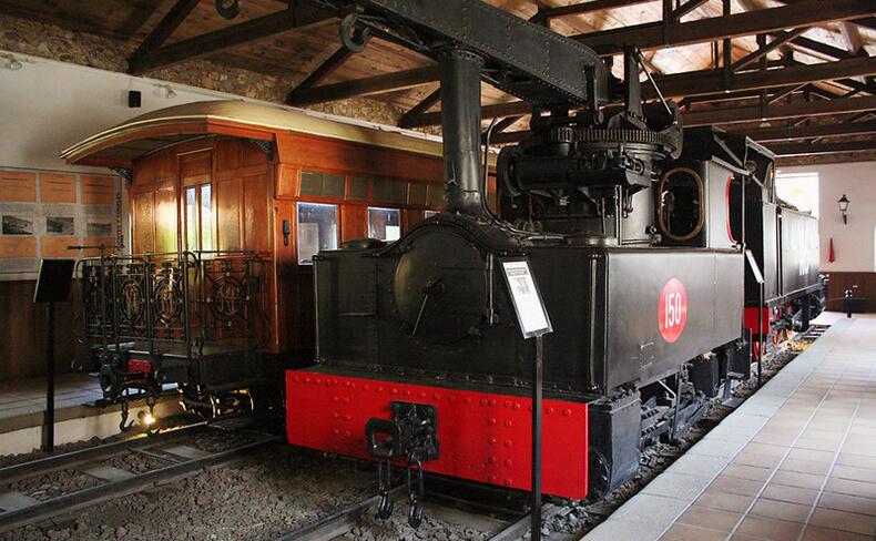 museo parque minero de Riotinto