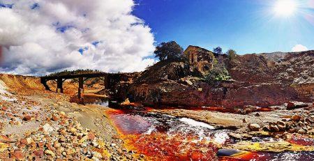 Parque Minero de Riotinto Huelva