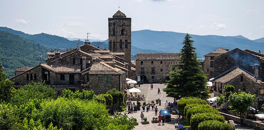 Parque Nacional de Ordesa y Monte Perdido que ver Huesca Aínsa