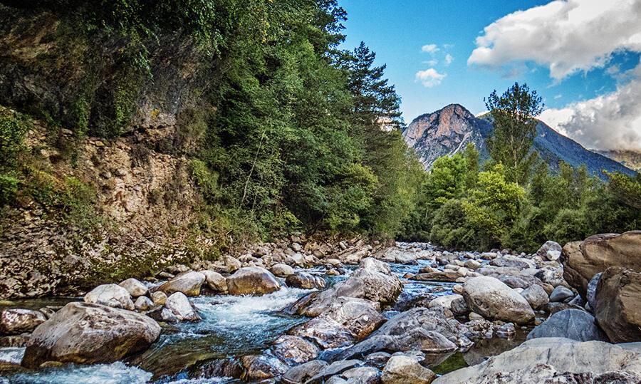 Parque Nacional de Ordesa y Monte Perdido que ver Aragón