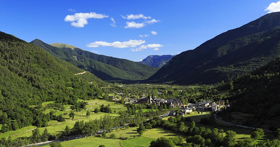 Parque Nacional de Ordesa y Monte Perdido Broto