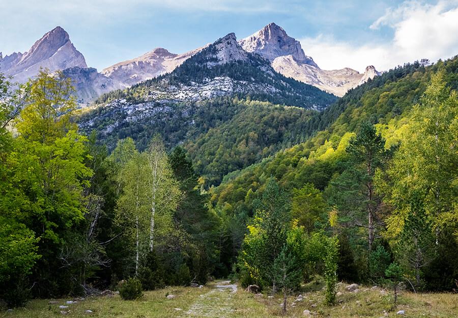 parque nacional de Ordesa y Monte Perdido que ver Huesca