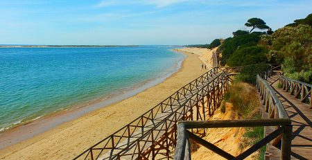 playa de El Portil