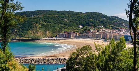 playa de Zurriola que ver San Sebastián