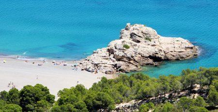 Playa del Torn en Tarragona