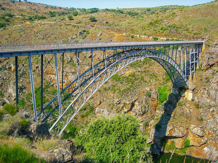 Puente de Requejo Zamora Arribes del Duero