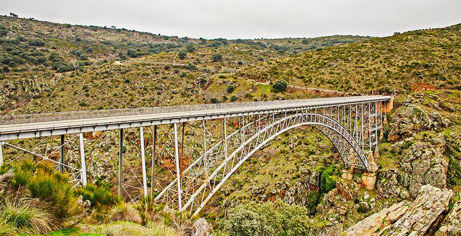 Puente de Requejo Puente Pino en Zamora