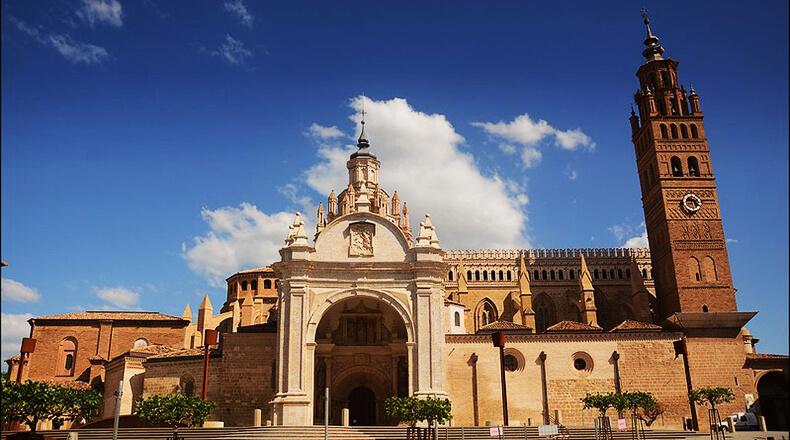 catedral de nuestra señora de huerta Tarazona