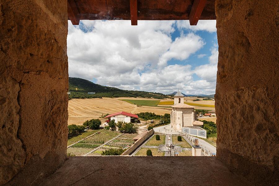Torre de los Varona vistas