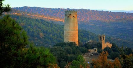 torre de Vallferosa lleida