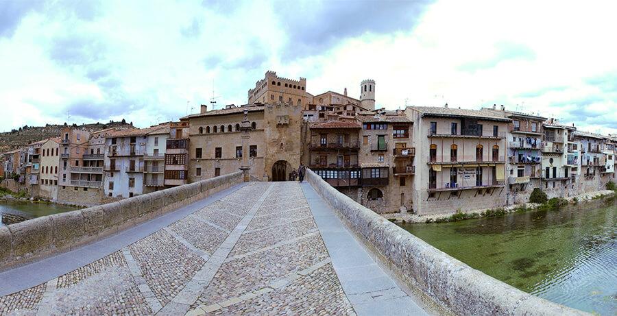 Valderrobres que ver en Teruel
