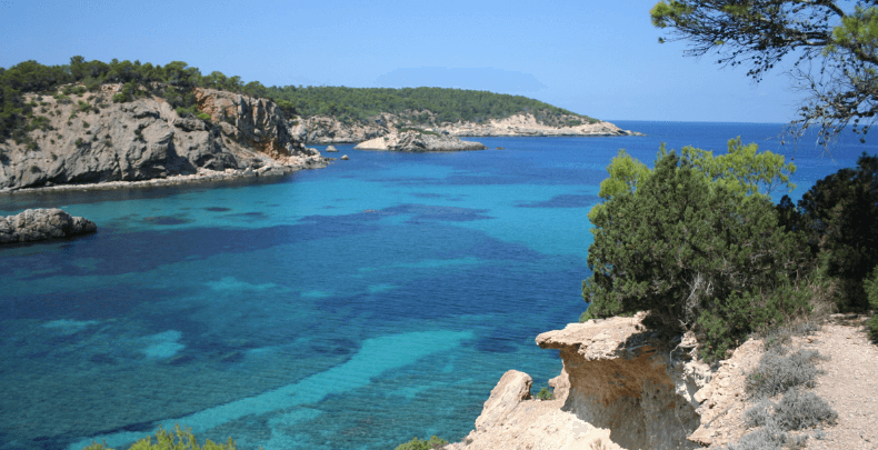 Cala Portinatx Ibiza