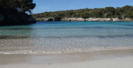 Cala Turqueta Menorca