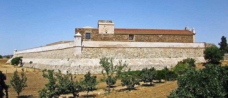 convento de San Juan de Dios en Olivenza Badajoz
