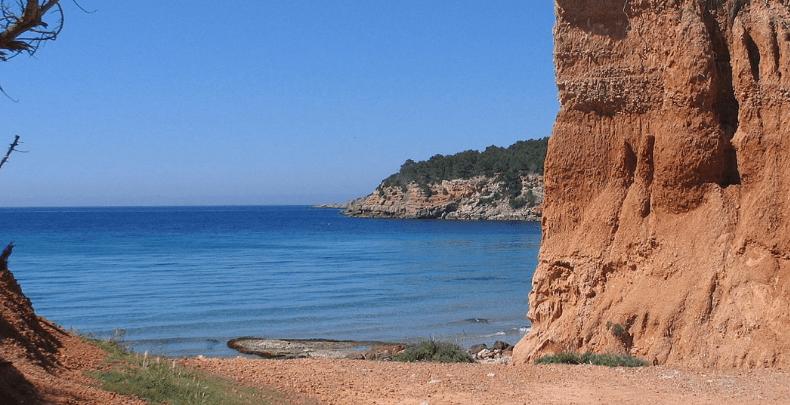 Sa Caleta Es Bol Nou Cala Ibiza