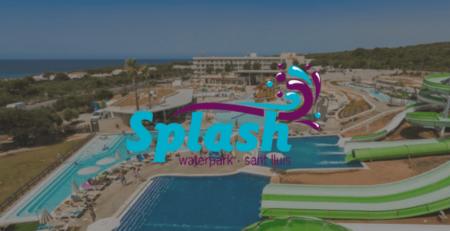 Splash Sur menorca