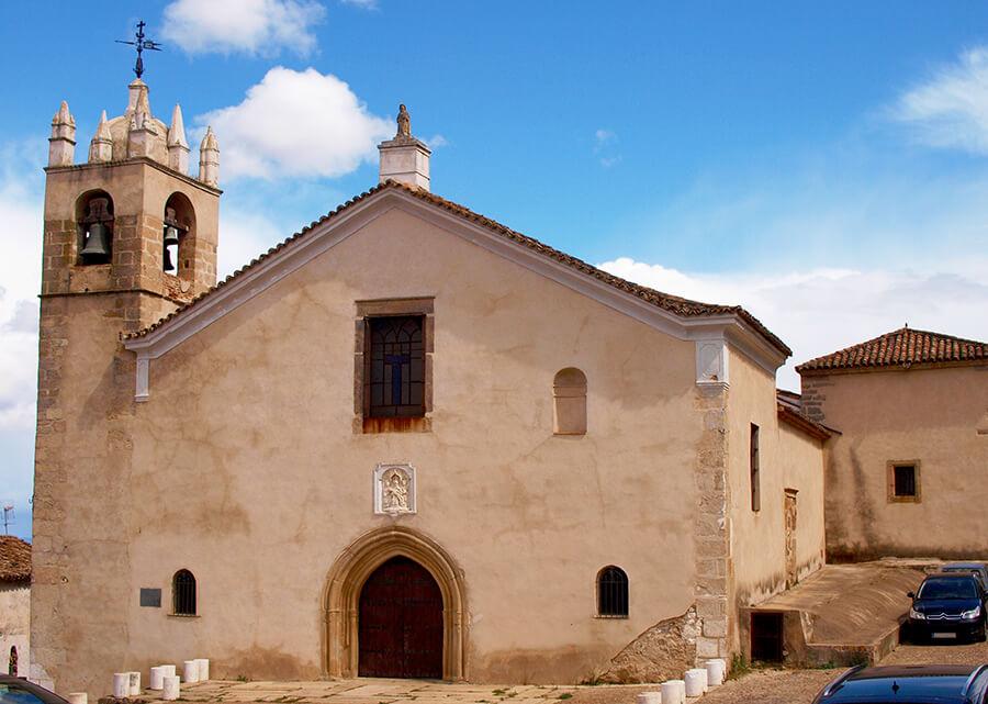 Alburquerque Iglesia de Santa María del Mercado