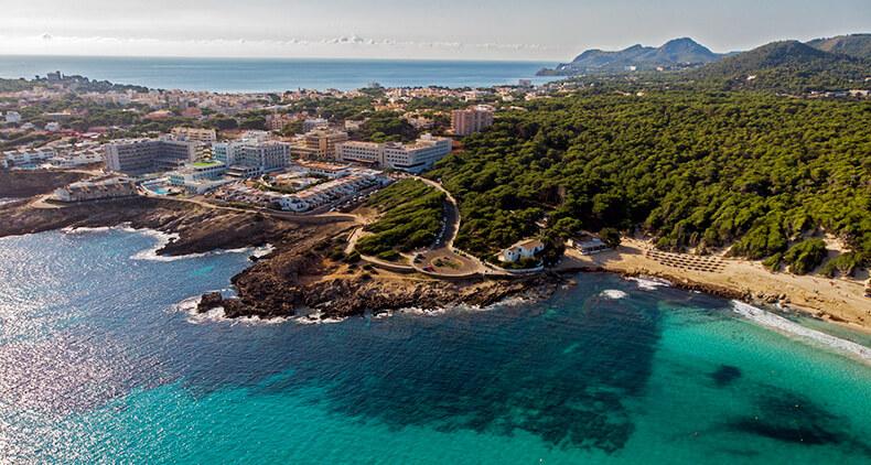 Cala Agulla Cala Ratjada Mallorca