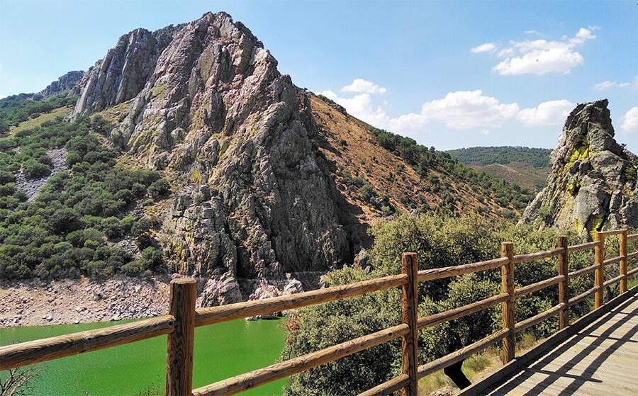 salto del Gitano Monfragüe Cáceres