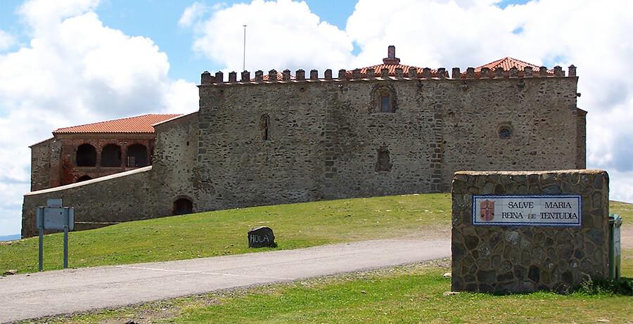 Monasterio de Tentudía Badajoz que ver