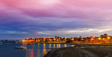 Playa de Los Narejos Murcia