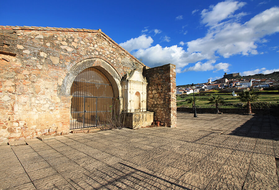 ermita de San Antón Puebla de Alcocer
