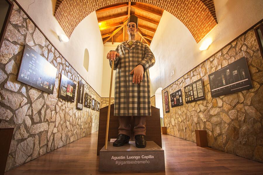 Puebla de Alcocer Badajoz Museo del Gigante