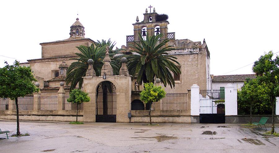 Alburquerque convento e iglesia