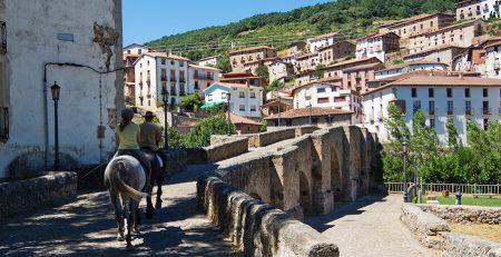 Villoslada de Cameros La Rioja qué ver