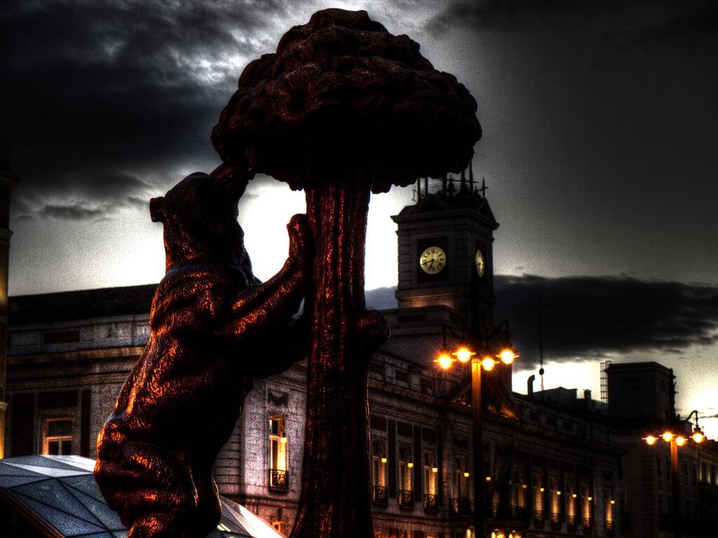 El Oso y el Madroño Puerta del Sol Madrid