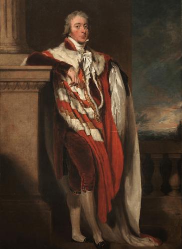 John Fane, X conde de Westmoreland, de Thomas Lawrence - Museo del Prado