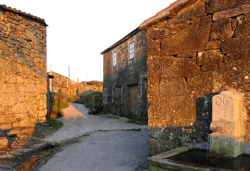 Laza - Camino Sanabrés