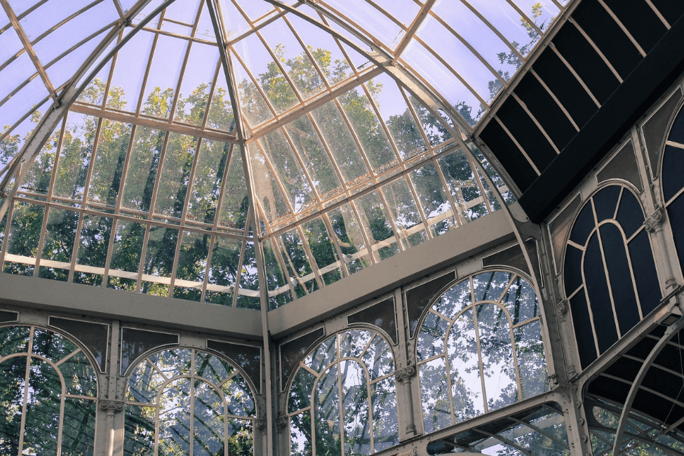 Palacio de Cristal Retiro