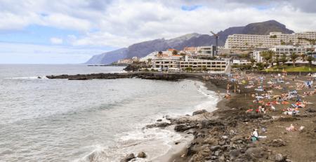 Playa de la Arena Tenerife
