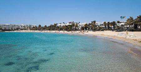 Playa de las Cucharas Costa Teguise